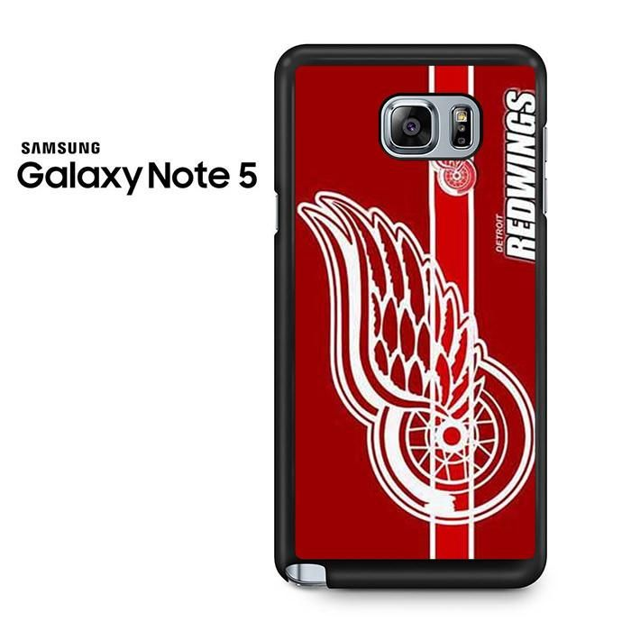 Detroit Red Wings Nhl Logo Samsung Galaxy Note 5 Case