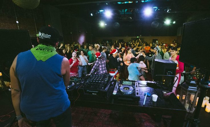 The Best LA Dance Parties (for People Who Hate Dance Parties)