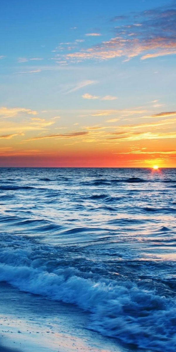 beach sunrise  At The Beach  Pinterest