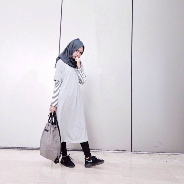 Mix And Match: Hijab Casual Look