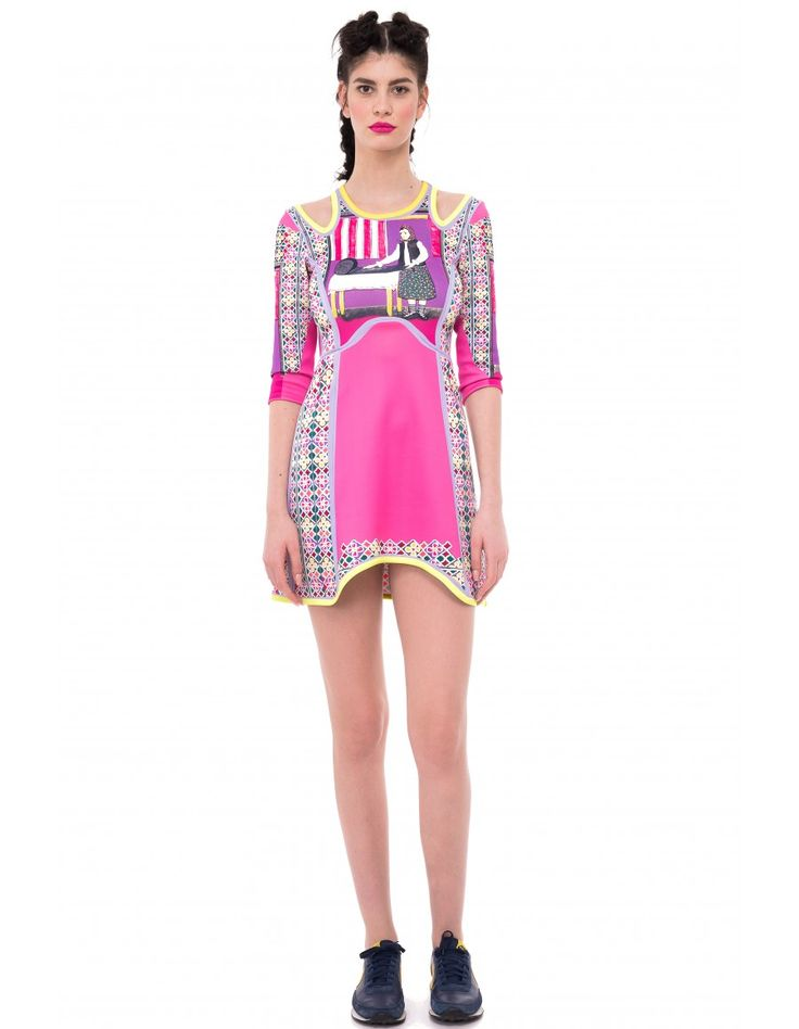 Rochie Sporty Pink
