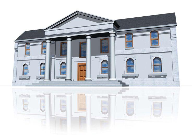 Naas Courthouse © Eamon Sinnott & Partners