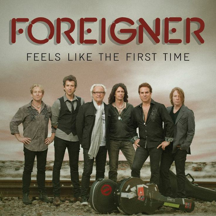 Foreigner in Norfolk, NE