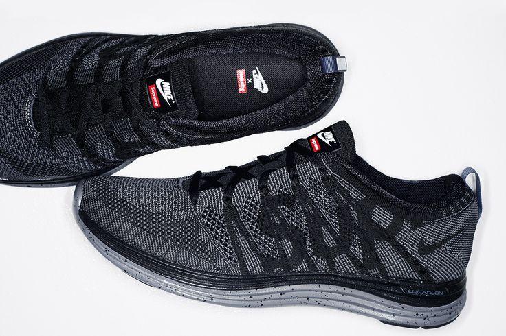 Supreme x Nike Flyknit Lunar 1+ WOW