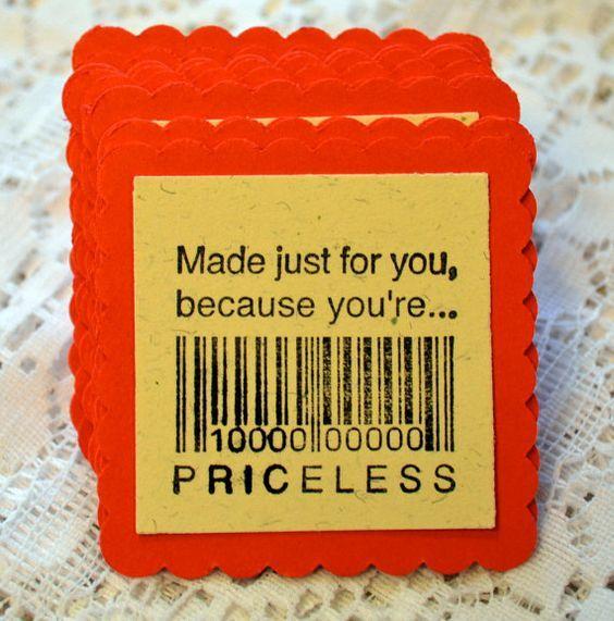 Cute gift tag idea for farewell preset!:                                                                                                                                                                                 More
