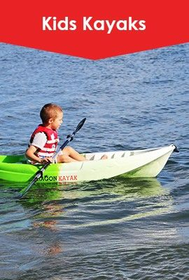 Buy Quality Kids kayaks Online Lightweight, stable and tracks well, suitable for any kids starting at $199 with free paddle in Brisbane Australia.