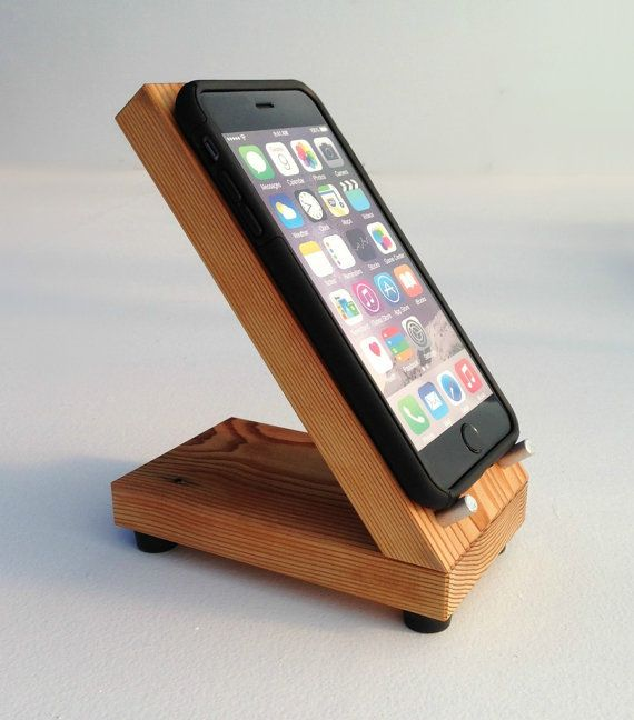 6-Plus Stand, Angled Smartphone Holder