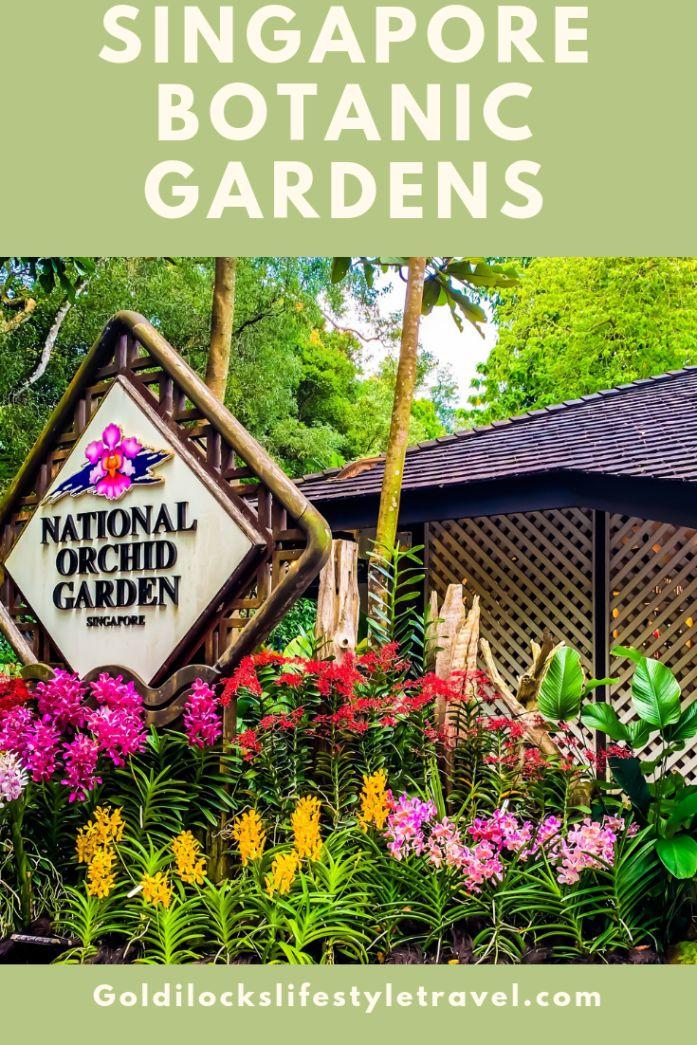 Singapore Botanic Gardens Unesco Heritage Site Goldilocks Lifestyle Travel Singapore Botanic Gardens Unesco Heritage Site Singapore Travel
