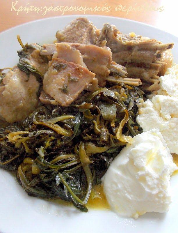 Εξαιρετικό πιάτο για τις Απόκριες!    Το τραπέζι της Αποκριάς (ή Αποκράς στην κρητική ντοπιολαλιά) περιλαμβάνει μερικά από τα πιο ανθυγιεινά κρητικά εδέσματα. Τυριά, μ…