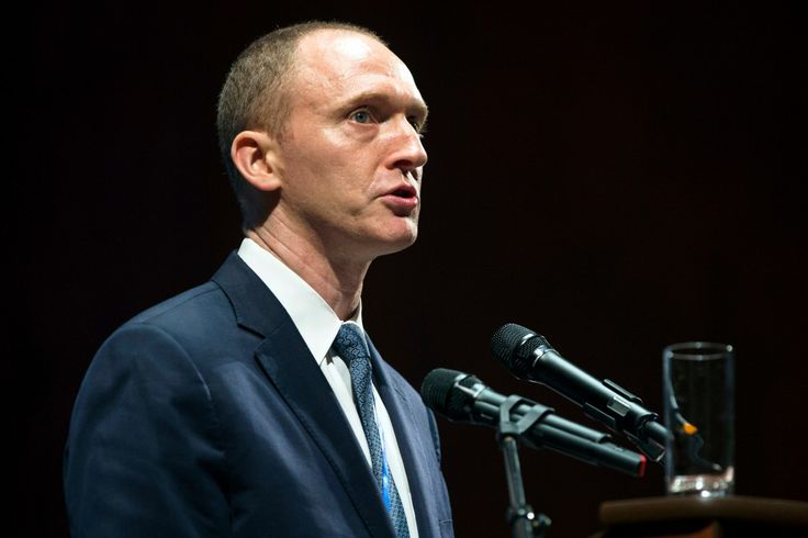 FBI has questioned Trump campaign adviser Carter Page at length in Russia probe