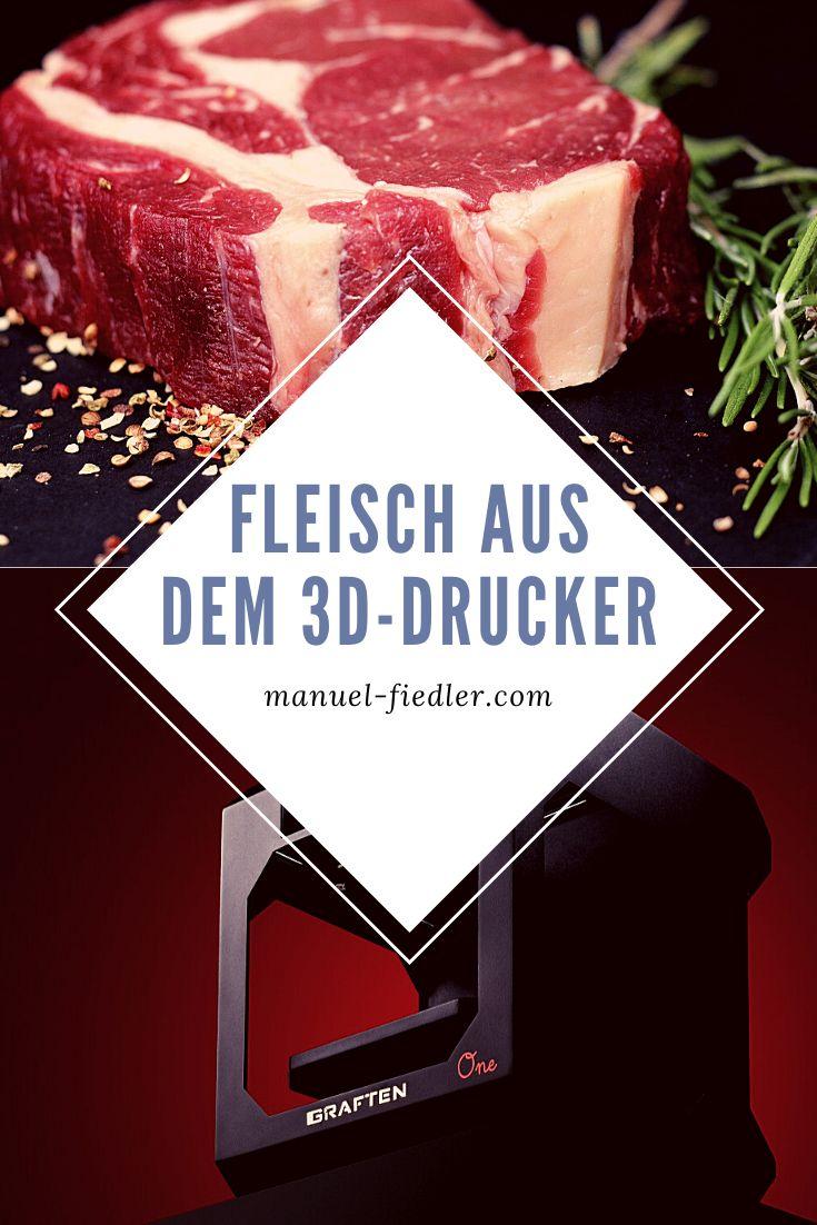 Fleisch Aus Dem 3d Drucker