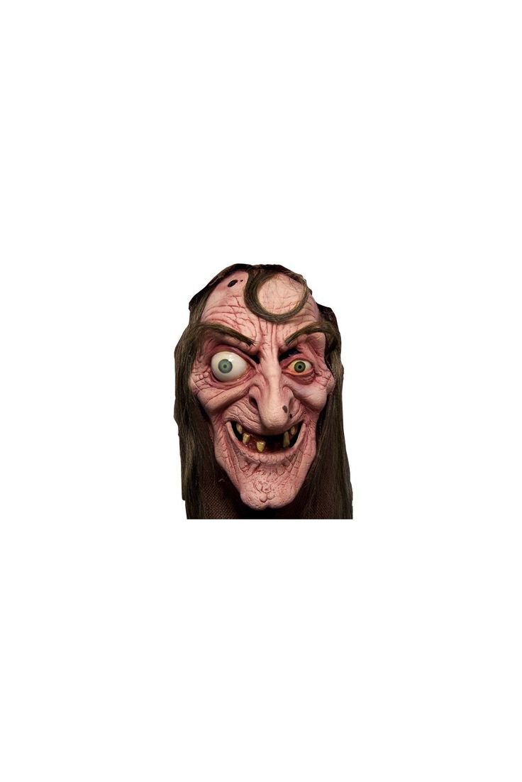 Máscara de bruja del más allá