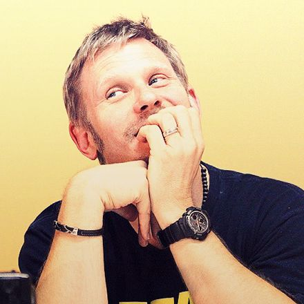 More Mark Pellegrino because look at that face! We need the Supernatural handsome devil Lucifer