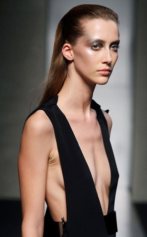 Image result for skinny models in pasarel