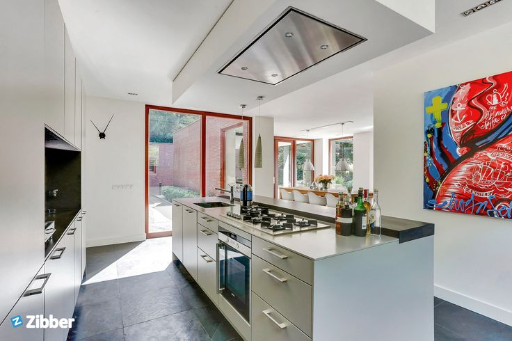 Looking for inspiration? This kitchen makes you a great cook guaranteed l Zibber
