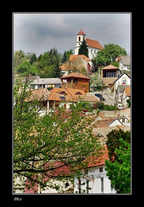 Chapel on the hill - Pécs, Baranya