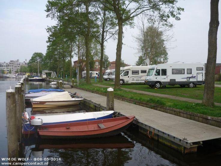 Camperplaats Meppel - Jachthaven Westeinde - Nederland