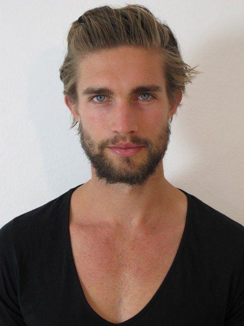 Blonde Guy Model 16