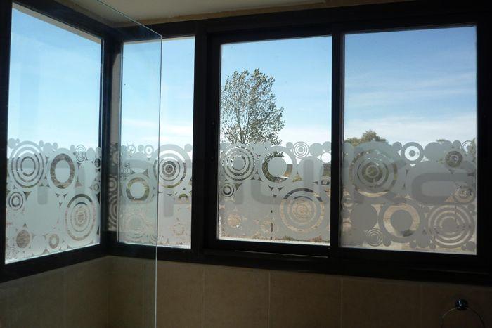 Ventanas con guarda en vinilo esmerilado de mapiurka blog - Vinilos para ventanas ...