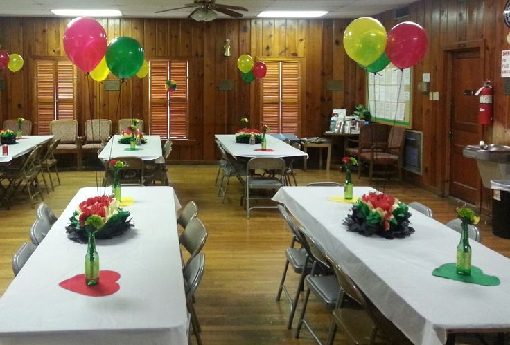 Caribbean Theme Party Ideas On Pinterest: Rasta Party DIY Decorations