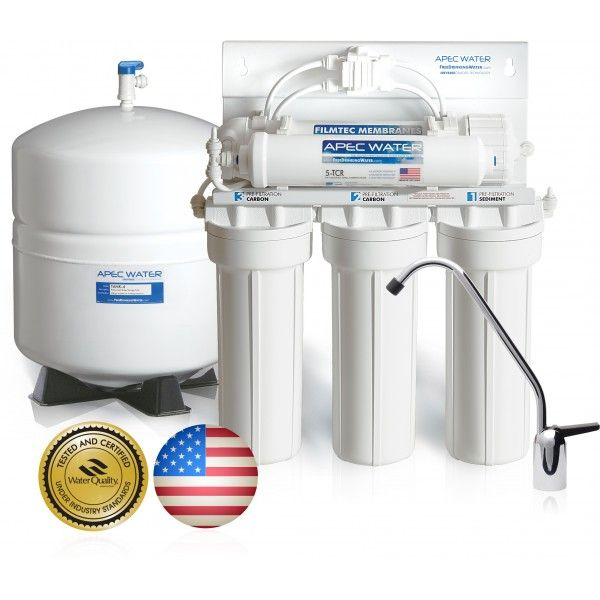 RO-45 APEC Ultimate ® Reverse Osmosis Drinking Water System