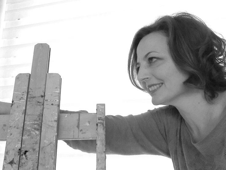 Alexia Spanoudaki #kromamagazine  #pikatablet   #ios   #android   #artmagazine   #mobilemagazine   #mobilemag