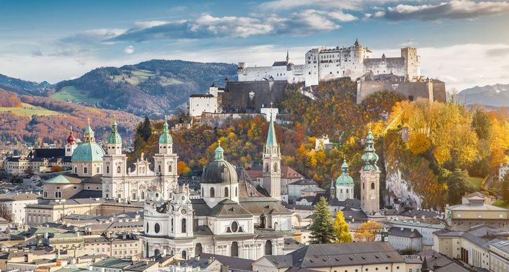 Salzburgo, cuna de Mozart