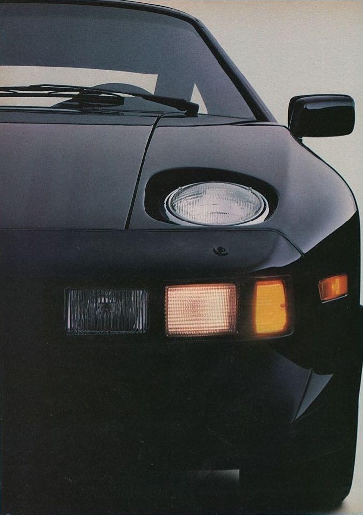 process-vision:  1985 Porsche 928S