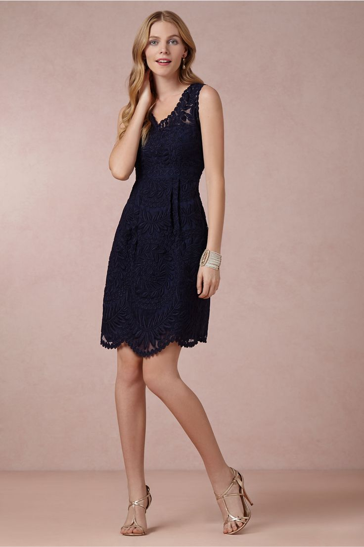 25 best bhldn bridesmaid dresses ideas on pinterest blush sienna dress in bridal party navy lace ombrellifo Images