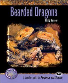 Bearded Dragons: A Complete Guide to Pogona Vitticeps = best beginner's general book