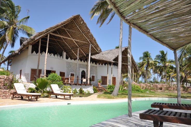 Dar House is so comfortable it's like a 'home away from home'. #Zanzibar #Tanzania #SecretAfrica