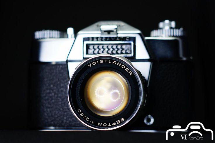 Voigtländer Septon 50mm f/2 + Voigtländer :Bessamatic *Working*EXC*SLR* | eBay