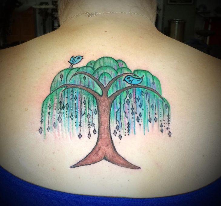 1000  ideas about willow tree tattoos on pinterest