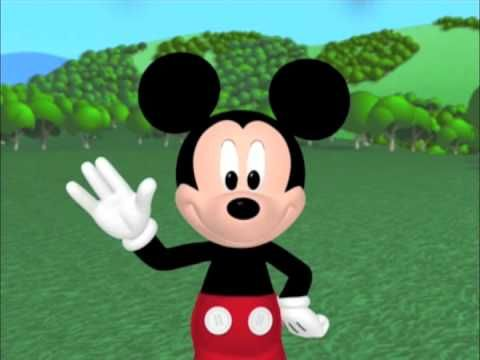 ▶ Mickey Mouse Clubhouse Hot Dog song - REPEATED FOR 1 HOUR!