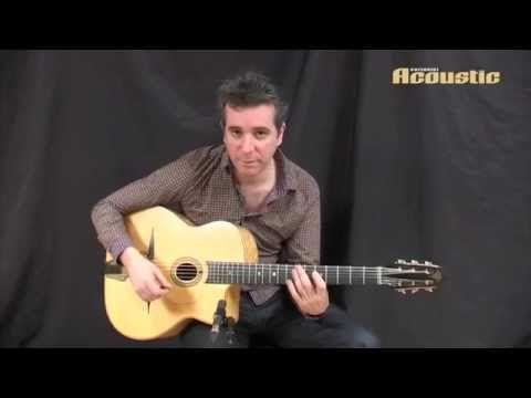 Cours de guitare jazz manouche - Les Fenetres de Moscou