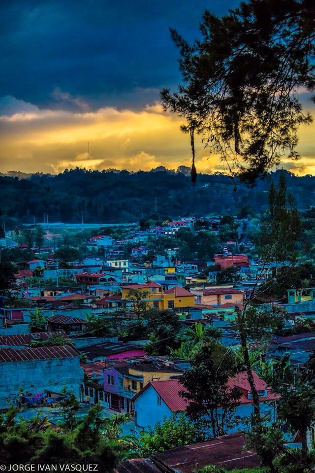 Coban, Guatemala It's a beautiful place! I love to be back this weekend!! I'm almost there one more hour and I'll be there!!!