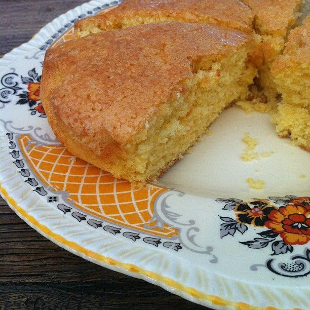 OLD FASHIONED ORANGE SPONGE 1 orange – zest and juice 1/2 Cup sugar 50g unsalted butter 1Tbsp vanilla extract/essence 1 egg 1 Cup self raising flour 1tsp baking powder extra sugar to sprinkle on top