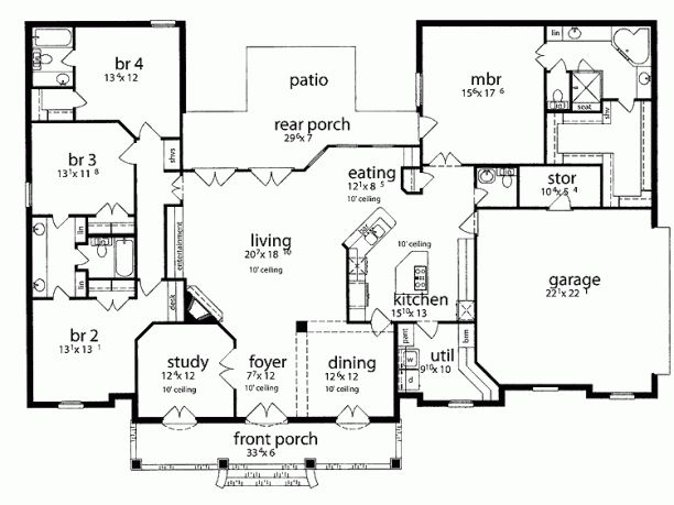 10 1000 images about Dream House3 on Pinterest House plans French