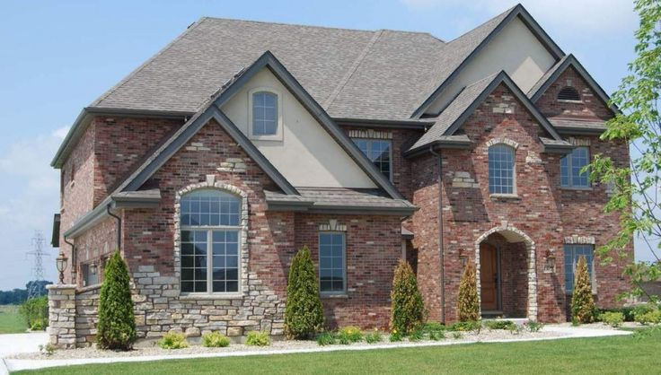 Styles For Brick Homes: Brick Ranch House Landscaping Ideas