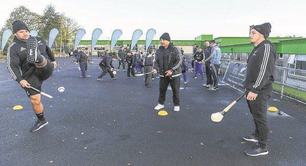 Maori All Blacks bring fire to Thomond   Irish Examiner