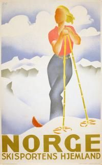 Country: Norway , Artist: Gert Jynge (J) & Bjarne Engebret (E)