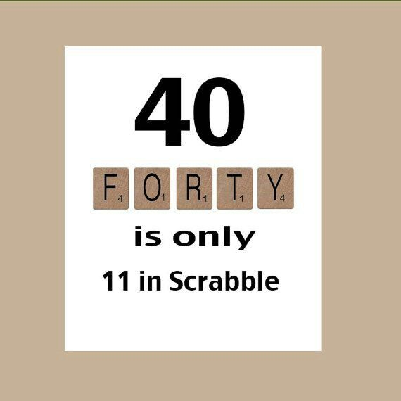 25+ Best 40th Birthday Quotes On Pinterest