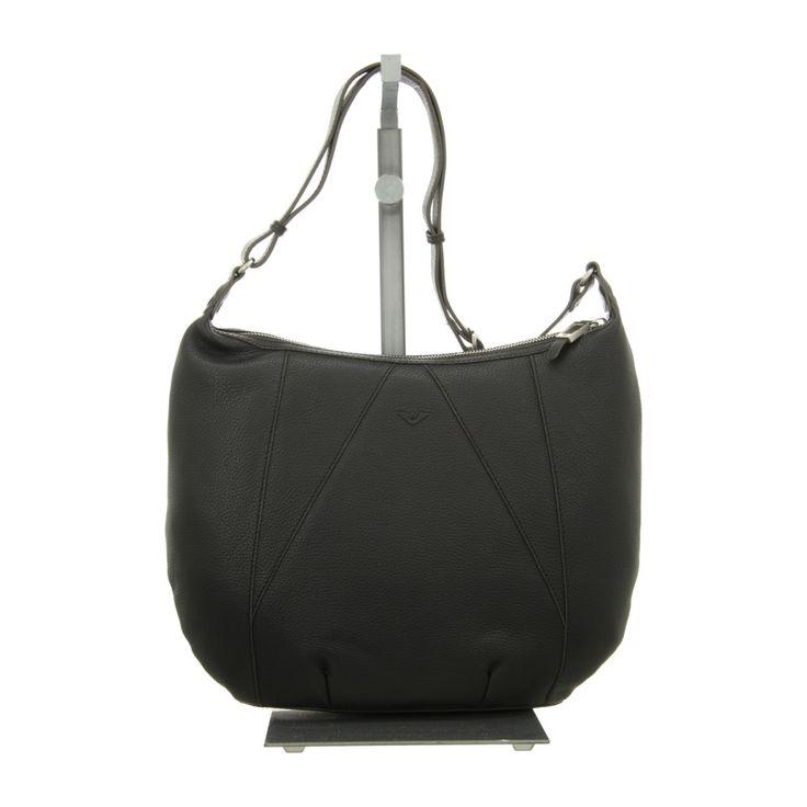 NEU: Voi Leather Design Handtaschen Beutel - 30365 SZ - schwarz -