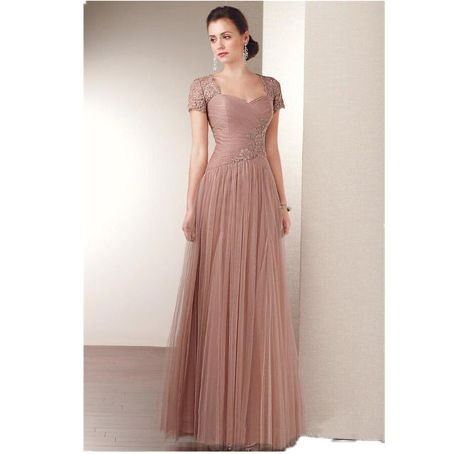 Long Dress Whtie Lace Sleeve Purple Grey Royal Blue Elegant Party Plus Size 2015 Formal Mother of the Bride Dresses US $51.00-57.8  Specifics Item TypeMother of the Bride Dresses DecorationLace,Pleat is_customizedYes Sleeve StyleTank Brand Namexiyuan Fabric TypeChiffon Dresses LengthFloor-Length SilhouetteA-Line Built-in BraYes  Click link to buy other product http://goo.gl/p8JMyk