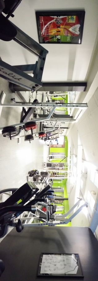 Musculation, salle de sport O-Zone