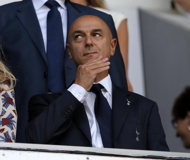 Champions League: Daniel Levy, el negociador más duro del mundo | EL MUNDO http://www.elmundo.es/deportes/futbol/2017/10/16/59e3b691ca4741336a8b45d4.html