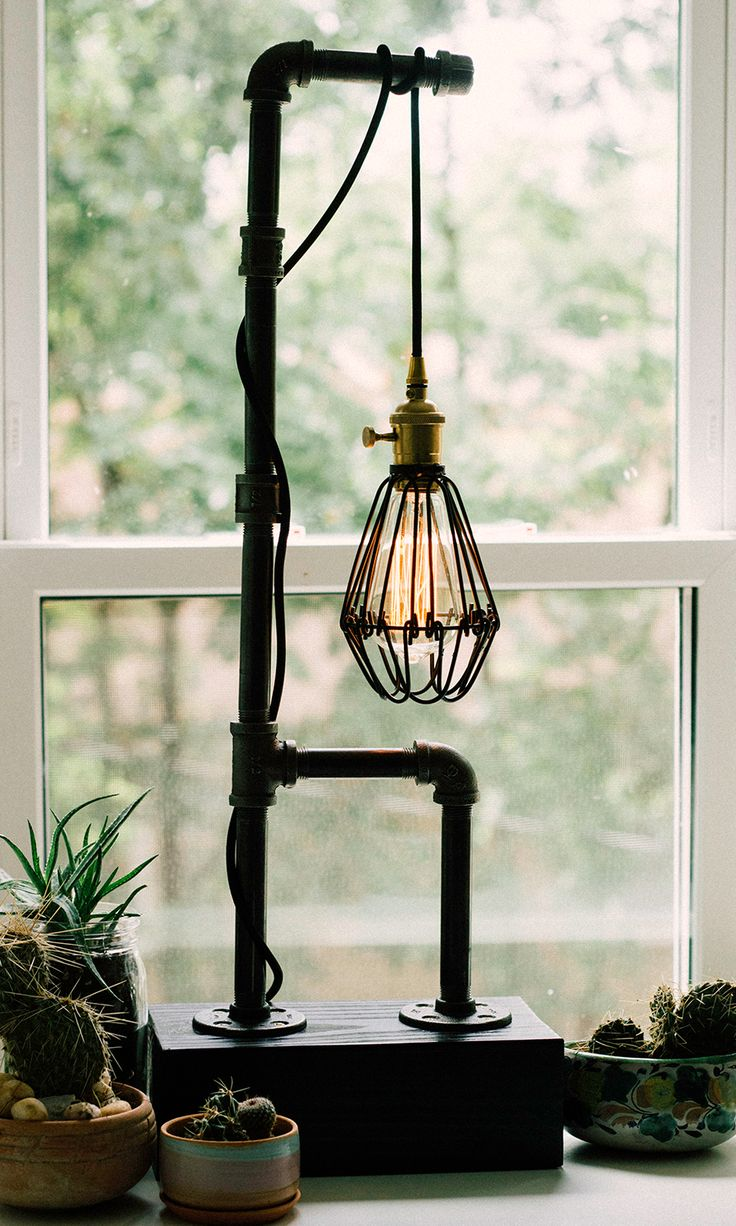 Special vintage style industrial edison ceiling lamp w bulb old - Edison Bulb Vintage Pipe Lamp 65 Industrial