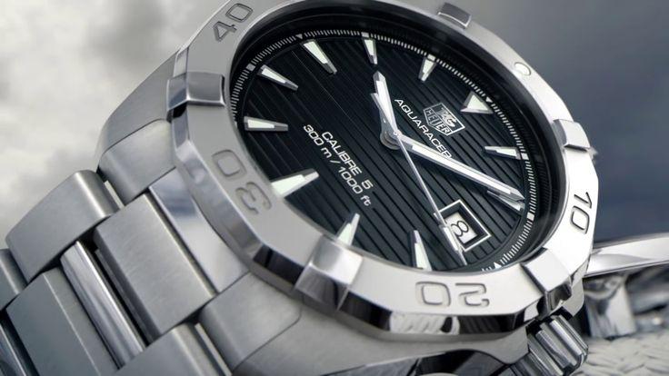TAG Heuer Aquaracer 300m Calibre 5 Automatic Watch