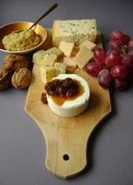 Dutch Cheese Plate (Hollandse Kaasplankje)