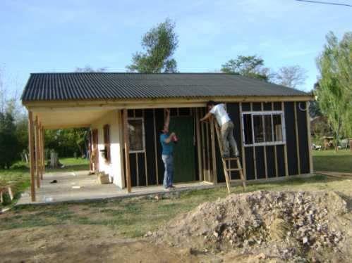 viviendas premoldeadas